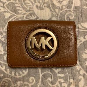 AUTHENTIC Michael Kors Card Case